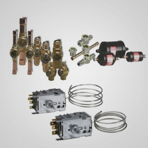 Danfoss Sight glasses and Filter Driers